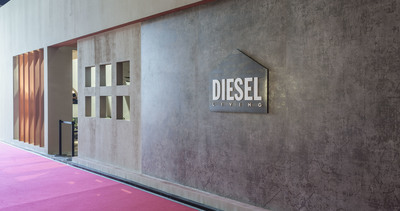 DIESEL LIVING - OUT OF THIS WORLD HOTEL