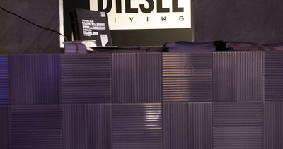 FUORISALONE 2018 - DIESEL LIVING  POP UP HOME