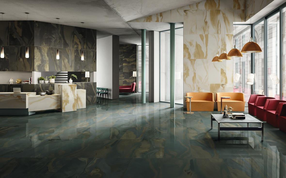 Iris ceramica: pavimenti