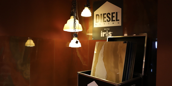 Diesel Living stand at Salone del Mobile.Milano Shangai 2018